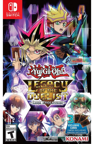 Legacy of the Duelist: Link Evolution Promos